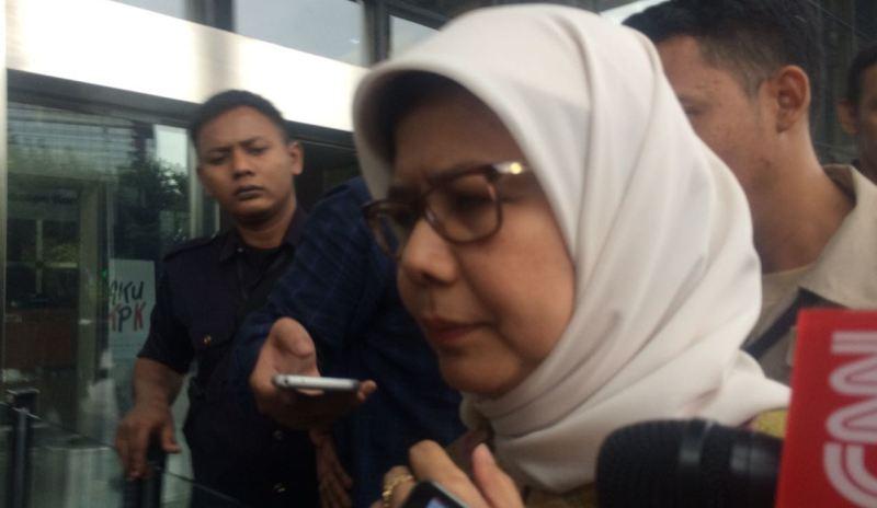 Penyidik KPK Periksa Dirut Jasa Marga Desi Arryani dalam Kasus Korupsi 14 Proyek Fiktif