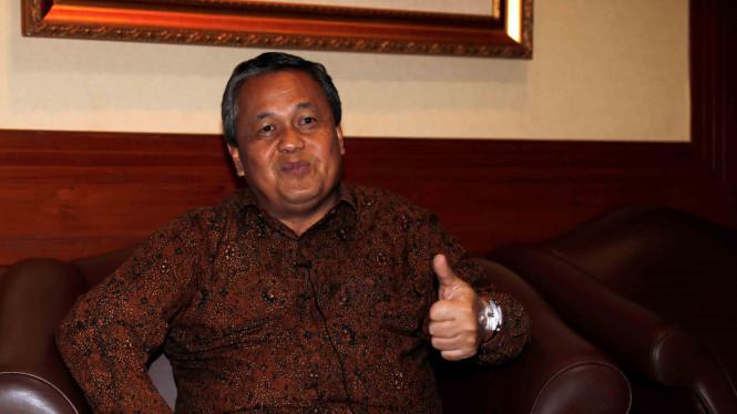 Pertimbangkan Inflasi Dewan Gubernur BI Turunkan Suku Bunga 25 Basis Poin Jadi 3,75 Persen