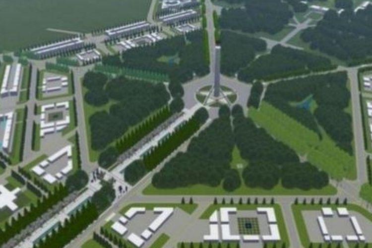 Kebutuhan Anggaran Untuk Membangun Sarana Perkeretaapian di Ibu Kota Baru Rp209 Triliun
