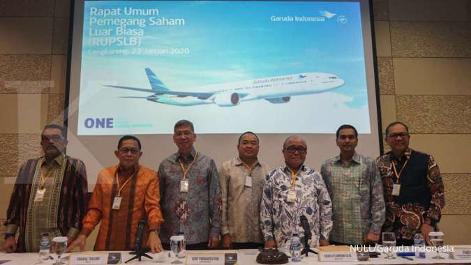 Mari Doakan Para Direksi dan Komisaris PT Garuda Indonesia (Persero) Tbk (GIAA) Bekerja Amanah