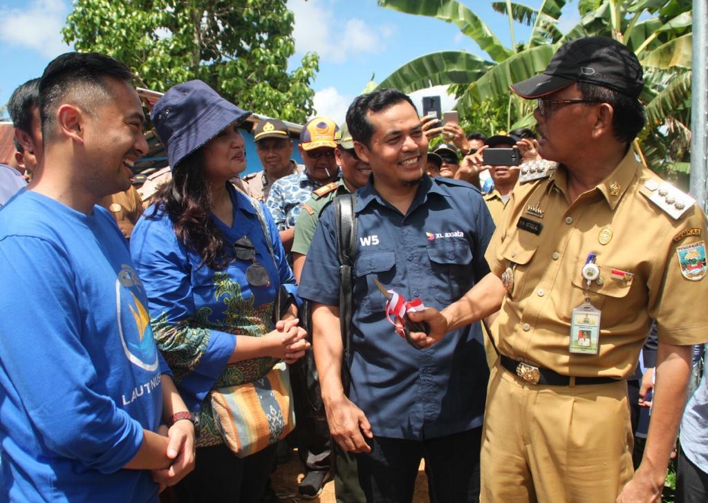 Dukung Pemerataan Pembangunan XL Axiata (EXCL) Operasikan Jaringan Telekomunikasi 4G Program USO di Pesisir Barat Lampung
