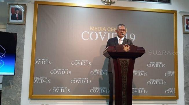 Senin Ini, Bertambah Lagi Jumlah Pasien Positif Corona Menjadi 134 Kasus