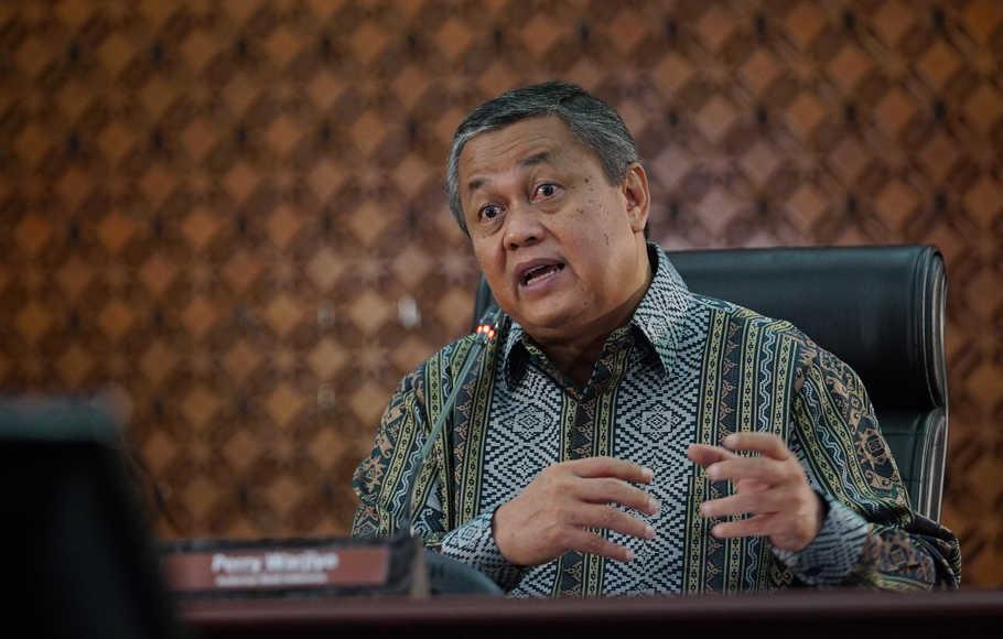 Sejak Pandemi Covid-19 Bank Indonesia Keluarkan Enam Bauran Kebijakan