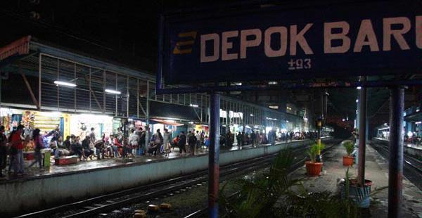 Warga Depok Harus Berbekal Surat Tugas untuk Menggunakan KRL Commuter Line
