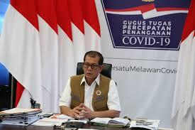 Doni Monardo Pimpin Satuan Tugas Penanganan Covid-19, Pengganti Gugus Tugas