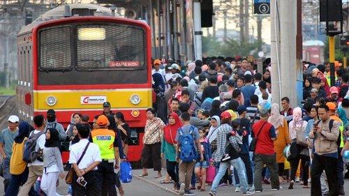 Catat ya, Ini Perubahan Jam Operasional KRL di Tengah Penerapan PSBB Transisi Mulai Kamis