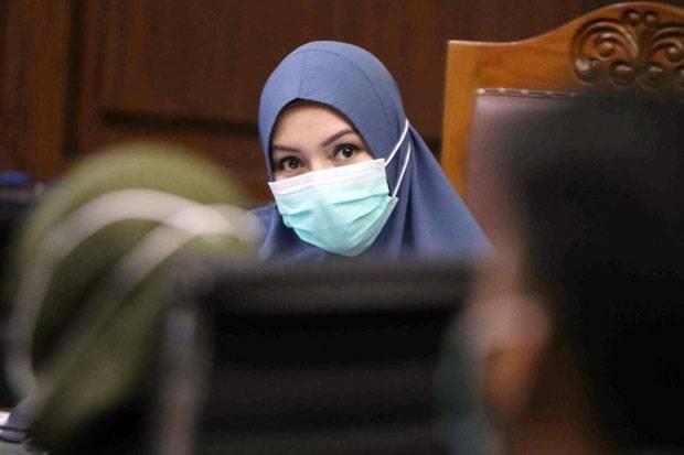 Terbukti Korupsi dan Terlibat Pencucian Uang, Jaksa Pinangki Dihukum 10 Tahun Penjara