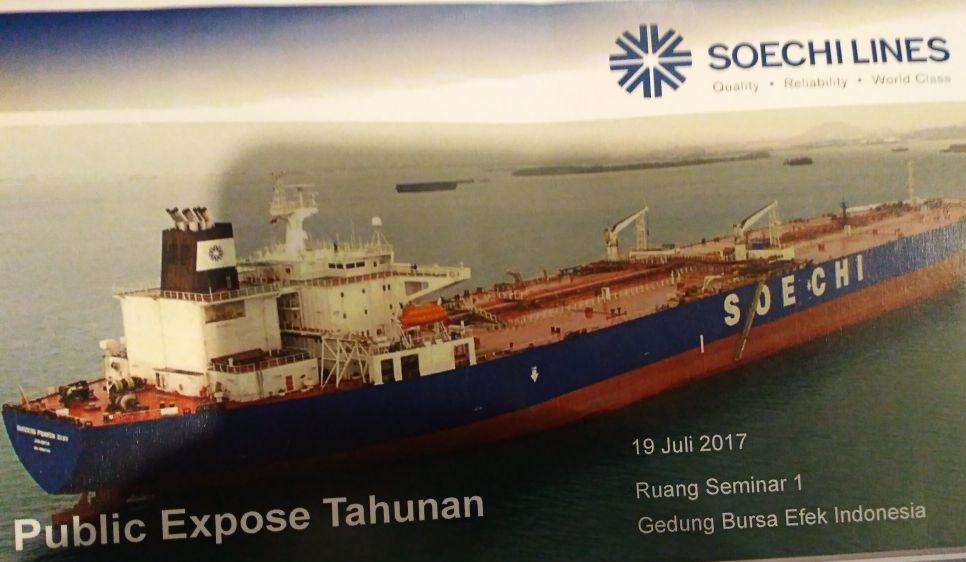 SOCI Soechi Lines (SOCI) Lakukan Penawaran Buy Back Global Bond USD20 juta