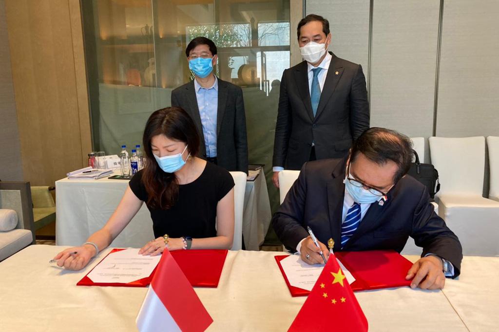 TIFA 5 Perusahaan Cina Mau Impor Sarang Walet dari Indonesia Senilai Rp16 Triliun