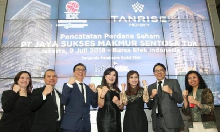 RISE Kinerja Buruk, Pendapatan Jaya Sukses Makmur (RISE) Hanya Rp152,9 Miliar