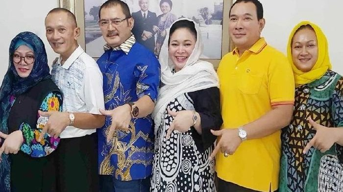Giliran 5 Anak Pak Harto Digugat Konsultan Singapura Rp584 Miliar