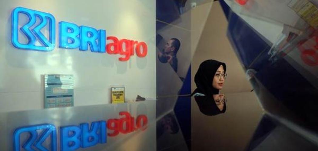 Aset Bank BRI Agro (AGRO) Menanjak Menjadi Rp28 Triliun