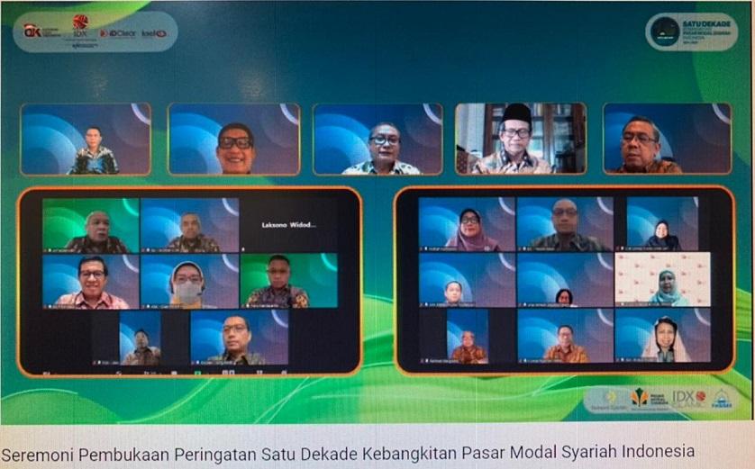 SOTS BEI Peringati Satu Dekade Kebangkitan Pasar Modal Syariah Indonesia