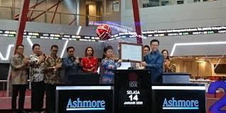 AMOR Dana Kelolaan Ashmore Asset Management (AMOR) Melesat di Kuartal I 2021. Ini Pemicunya