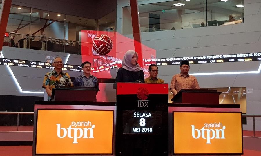Bank BTPN Syariah (BTPS) Bagi Dividen Rp254,15 miliar setara Rp33 Per Saham