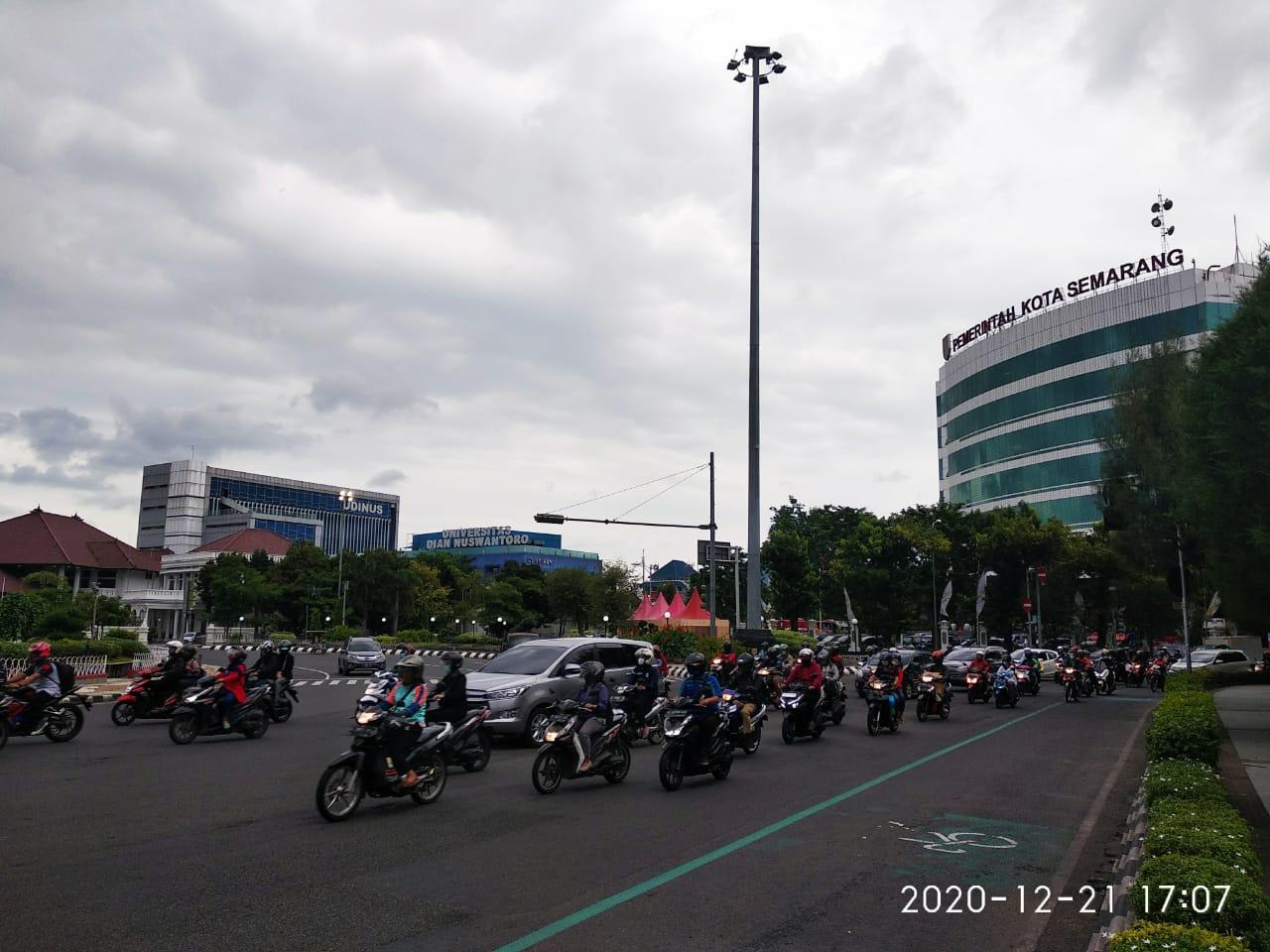 Jangan Bandel, Sudah Divaksin Ratusan Warga Semarang Tetap Terpapar Covid-19