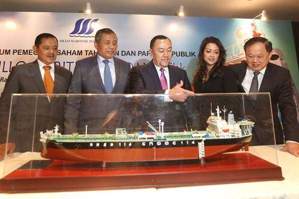 SHIP Sillo Maritime (SHIP) Injeksi Modal SCL Rp6,25 Miliar