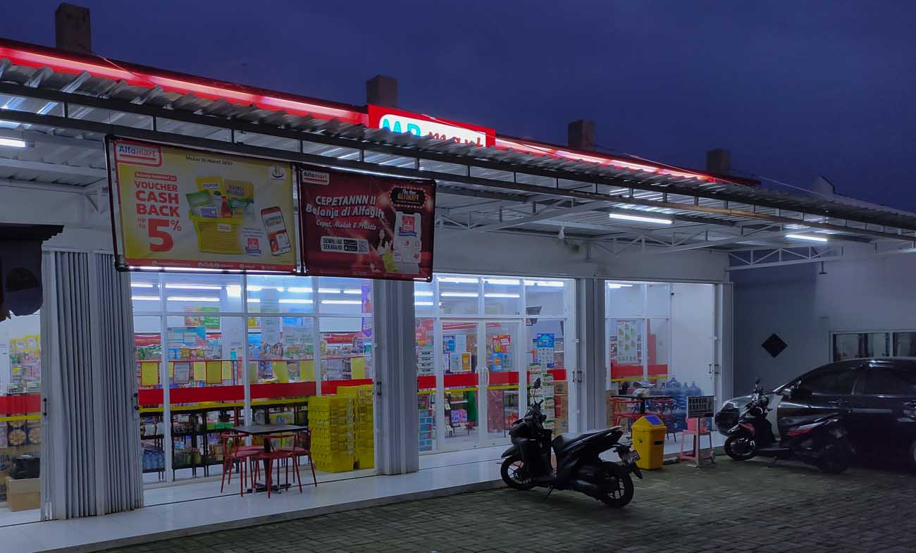 Alfamart (AMRT) Berencana Kembangkan Bisnis Restoran dan Cafe