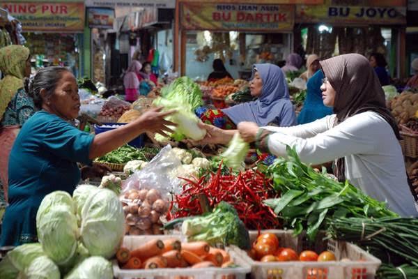 Inflasi April 2021 Terkendali di Angka 0,13 Persen