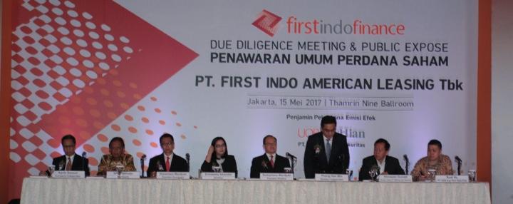 FINN Terabas Aturan, BEI Delisting Efek First Indo American Leasing (FINN)