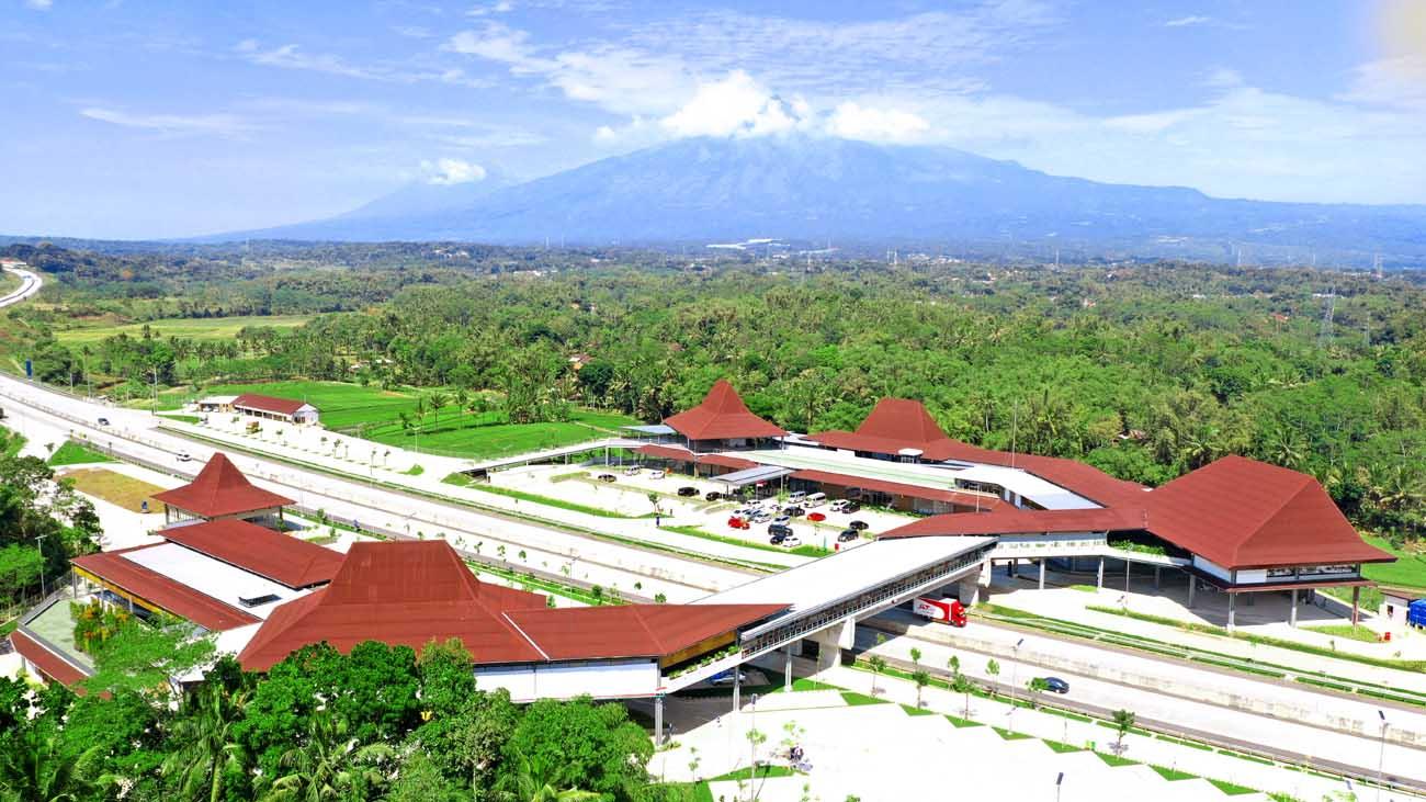 Resta Pendopo KM 456, Hadir Menjadi Destinasi Wisata Baru di Jawa Tengah
