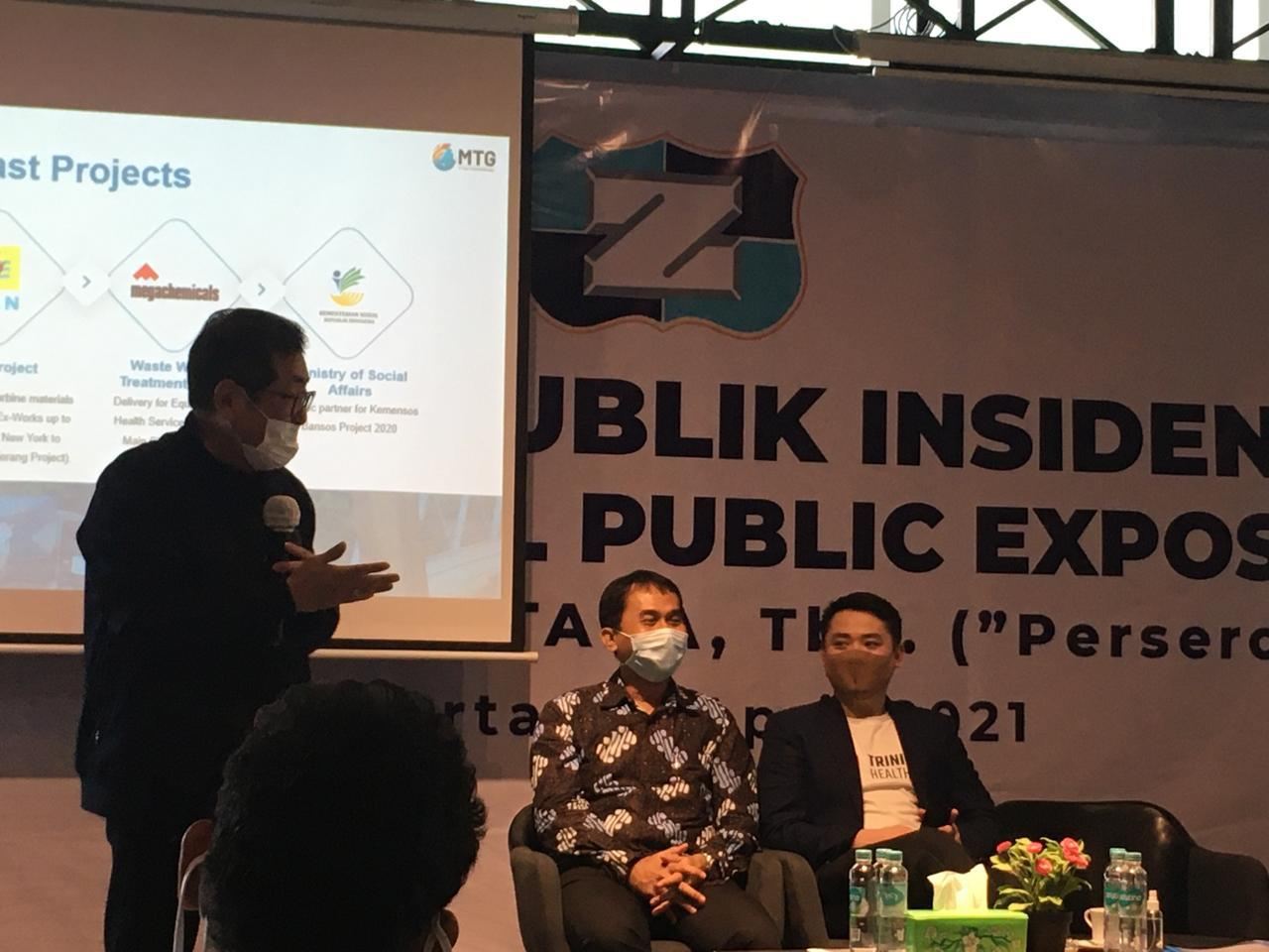 Akuisisi DNR, Zebra Nusantara (ZBRA) Tancap Gas Bisnis Baru