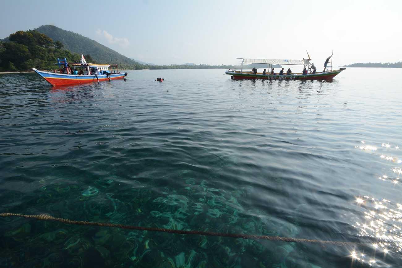Istimewanya Pulau  Pahawang,Lampung