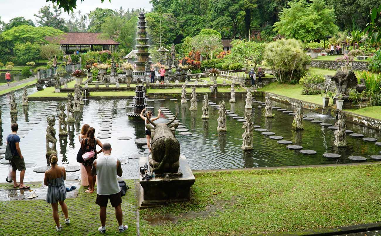 Siap siap , Kunjungan Turis Asing ke Indonesia Bakal Dibuka Juni-Juli 2021