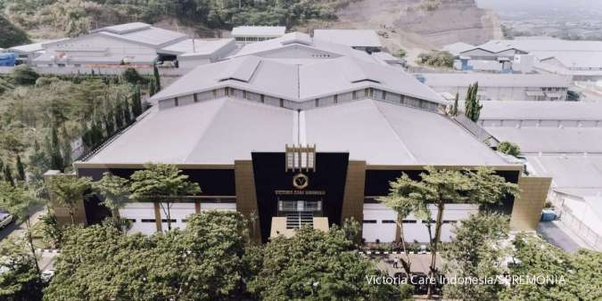 VICI Victoria Care Indonesia (VICI) Tebar Dividen Rp33,54 Miliar