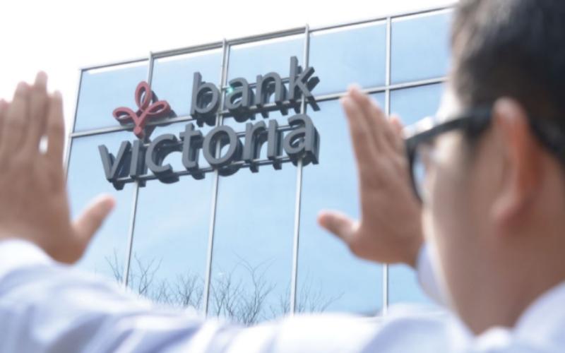 BVIC Laba Naik, Aset Bank Victoria (BVIC) Susut Rp2 Triliun
