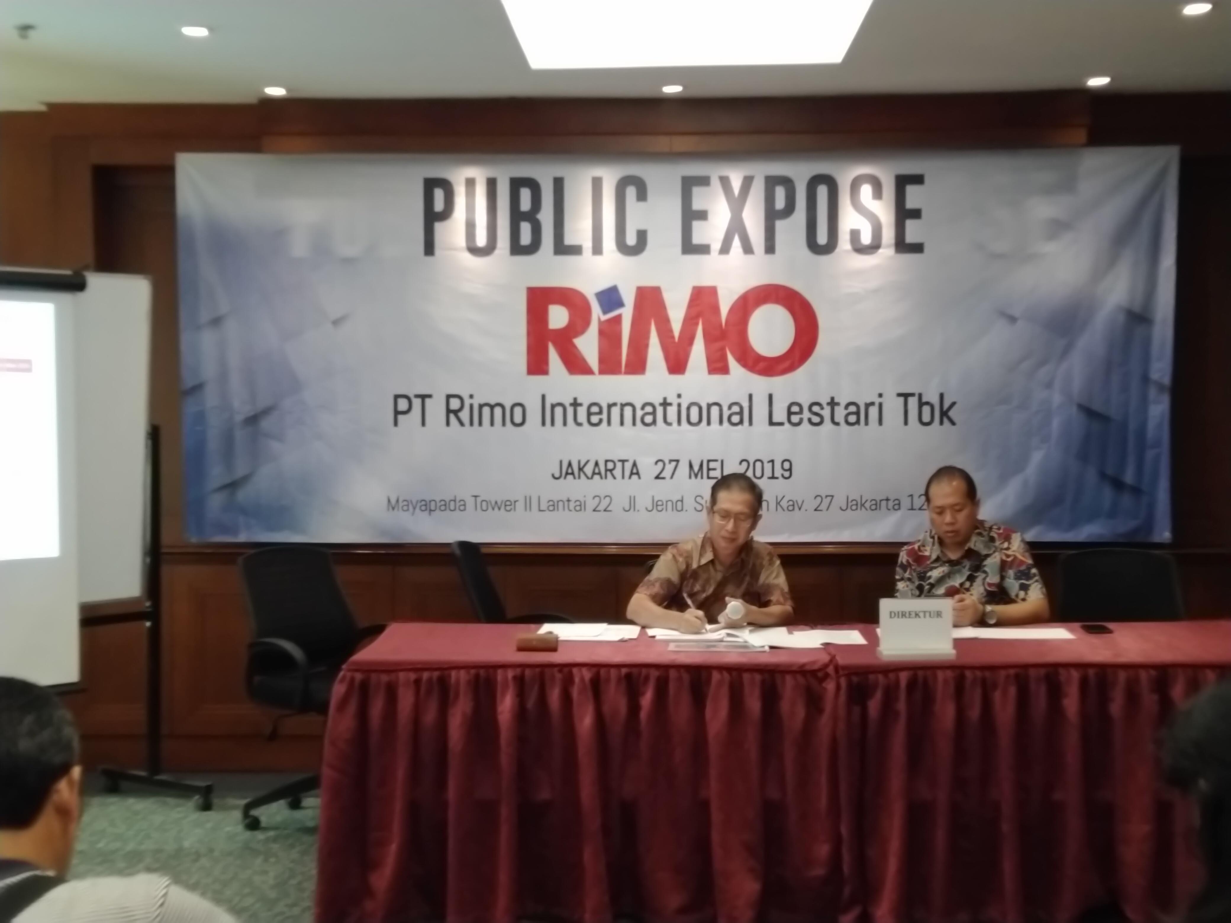 RIMO Sejumlah Proyek Rimo International Lestari (RIMO) Terbengkalai, Kenapa?