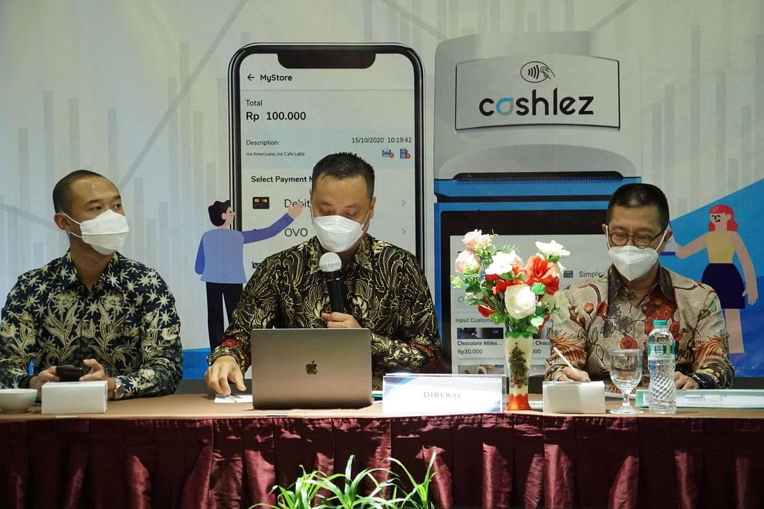 CASH Ekonomi Pulih, Cashlez Worldwide Indonesia (CASH) Optimistis Tambah 5.000 Merchant Anyar