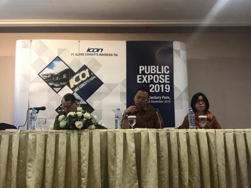 ICON Pendapatan Anjlok, Laba Bersih Island Concepts Indonesia (ICON) Tersisa Rp2,16 Miliar
