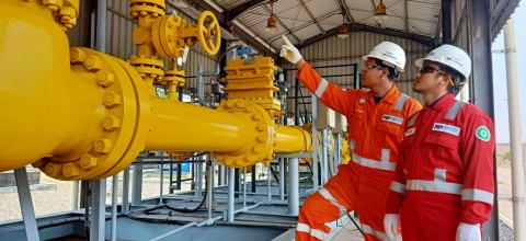 Penuhi Permintaan Gas di Jateng, PGN (PGAS) Luncurkan Jumperline Tambak Lorok