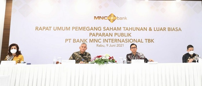 Hary Tanoe: Bank MNC Internasional (BABP) Siap Naik BUKU III