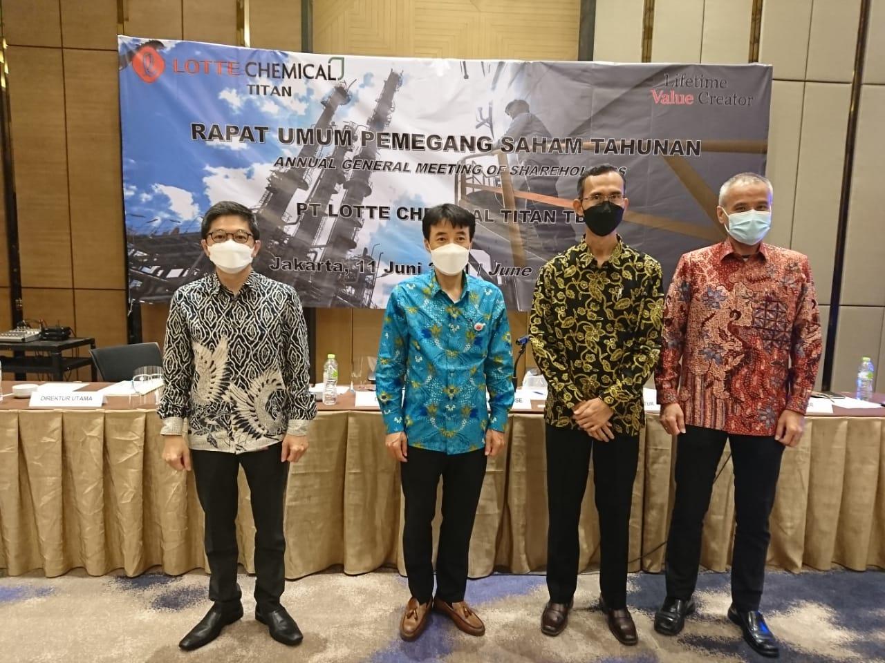 FPNI Capex USD5 Juta, Lotte Chemical (FPNI) Targetkan Penjualan Dalam Negeri Tumbuh 5 Persen