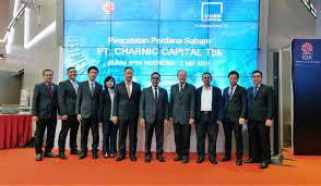 NICK Pengendali Jual 10 Juta Saham Charnic Capital (NICK), Segini Cuannya