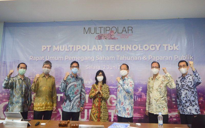 Paling Fantastis, Sepekan Saham Multipolar Technology (MLPT) Melambung 169 Persen