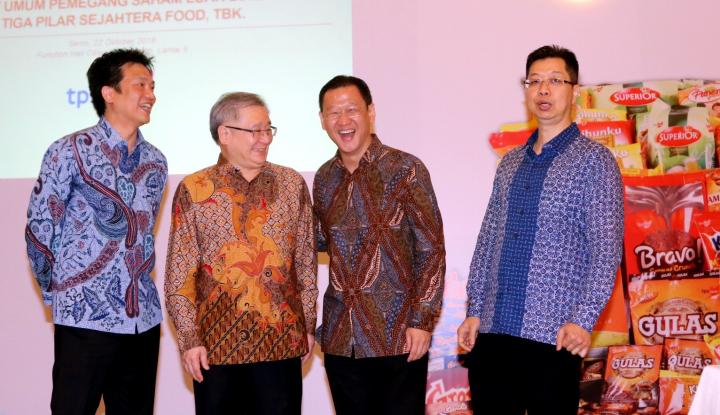 AISA Relatif Lemah, FKS Food Sejahtera (AISA) Katongi Rating idBB+