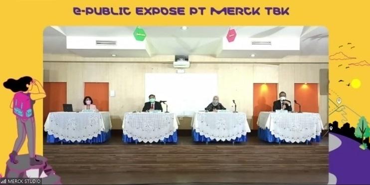 MERK Merck (MERK) Setujui Bagikan Dividen 2020 Rp54,6 Miliar Setara Rp122 Per Saham