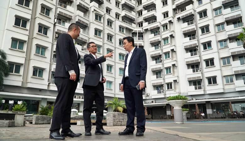 DILD Intiland Development (DILD) Yakin Pra Penjualan Capai Rp2 T di 2021, Ini Pendorongnya
