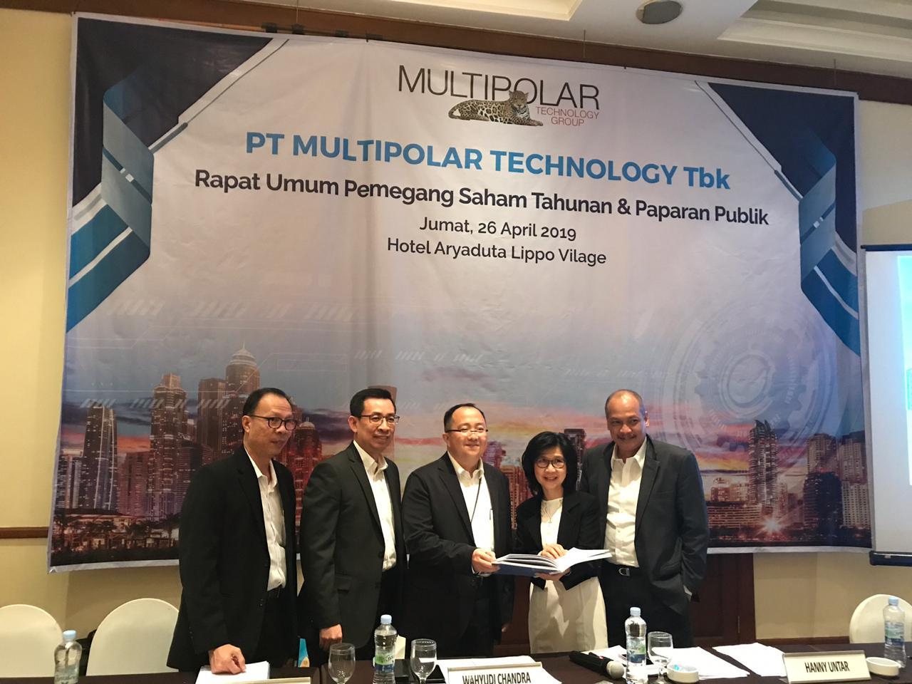 MLPT Suspensi Dibuka, Saham Multipolar Technology (MLPT) Mengalami Koreksi