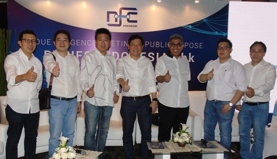 NFCX Kuartal I-2021, Laba NFC Indonesia (NFCX) Melambung 319 Persen