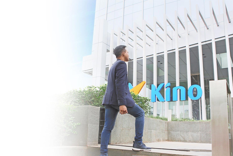 KINO Dutalestari Sentratama Teken Perjanjian Lisensi Merek Dagang Milik Kino Indonesia (KINO)