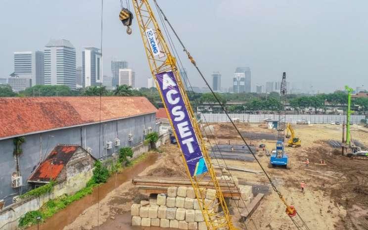 ACST Lenyapkan Utang, Acset Indonusa (ACST) Private Placement 15 Miliar Lembar
