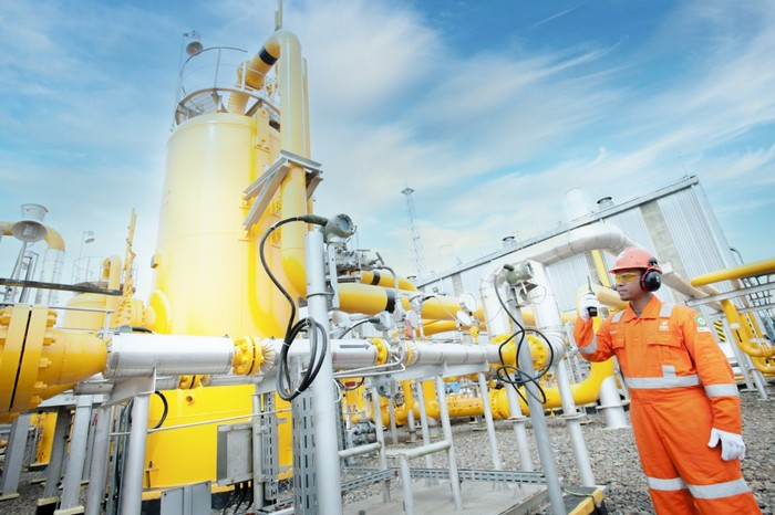 PGAS Perusahaan Gas Negara (PGAS) Siap Garap Proyek Jaringan Pipa Transmisi Cirebon-Semarang