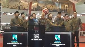NZIA IPO Sejak September 2019, Nusantara Almazia (NZIA) Masih Simpan Dana Rp35 Miliar