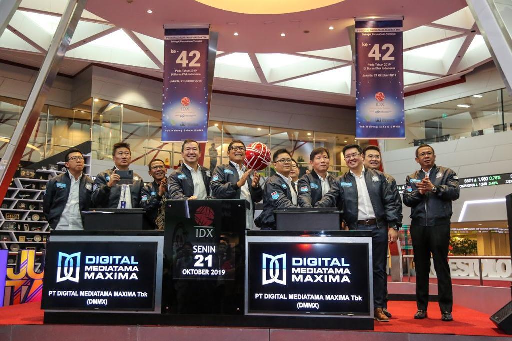 DMMX Digital Mediatama (DMMX) Bentuk Perusahaan Patungan Bersama SmartRetail