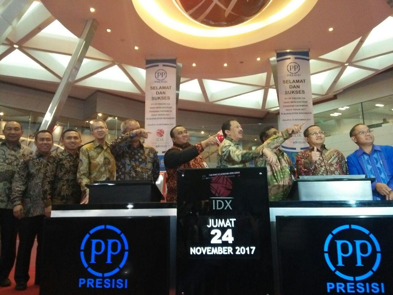 PTPP PPRE PP Presisi (PPRE) Raih Lagi Kontrak Baru Jasa Pertambangan Nikel USD21 Juta
