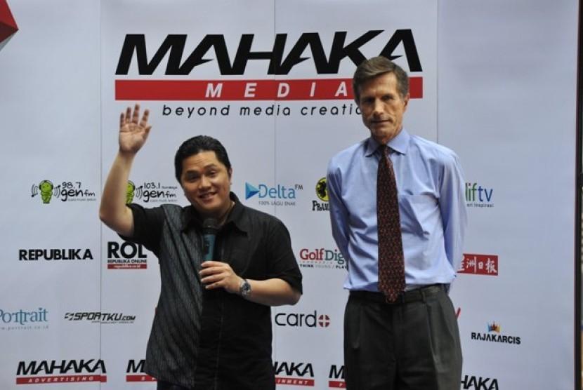ABBA Mahaka Media (ABBA) Ancang-ancang Rights Issue 1,2 Miliar Lembar